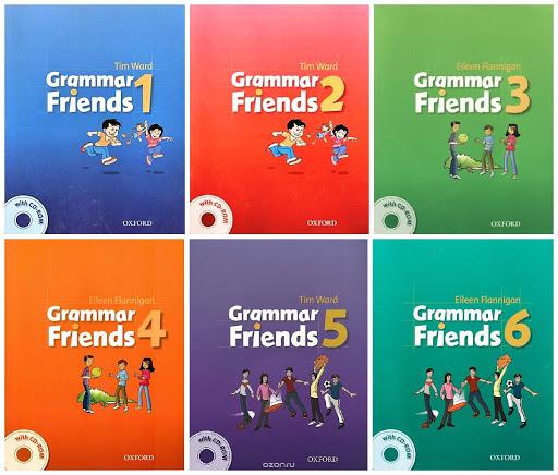 Grammar Friends PDF Book