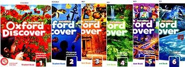 دانلود کتاب های شش سطحی Oxford Discover